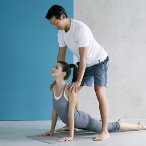 Personal Coaching Stephan Suh