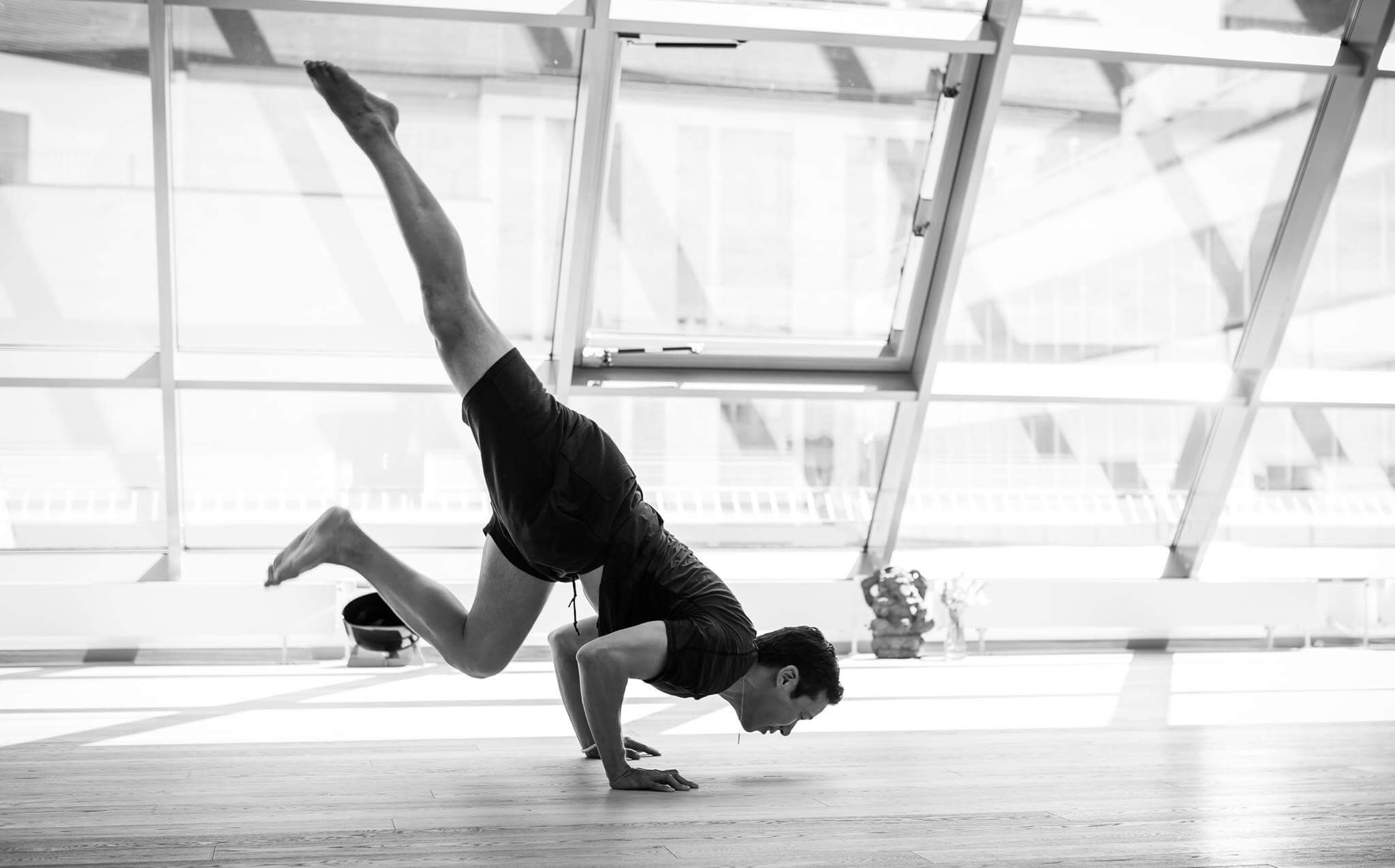 Stephan Suh – Yoga Studio