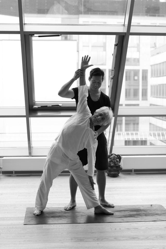 Stephan Suh Yoga Kurse