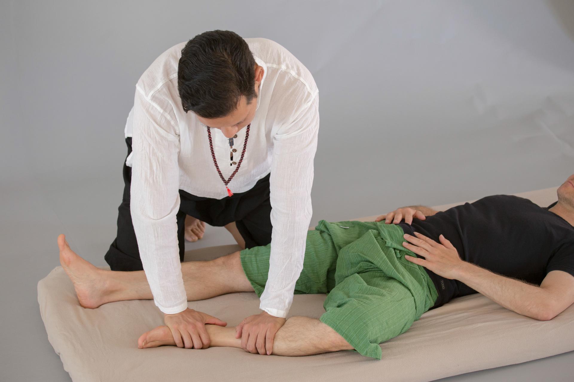 Thaimassage Stephan Suh