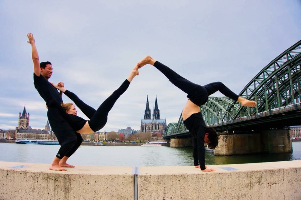 Yoga Workshops Frankfurt